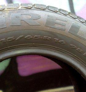 Pirelli  P6 215/65 R16 пирелли Р6  215 65 16