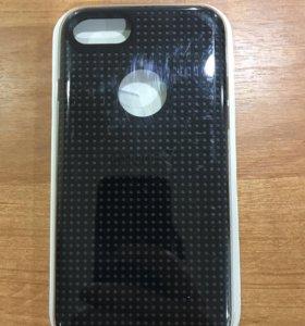 Чехол iPhone 7 stone