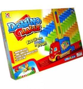 Машинка Домино