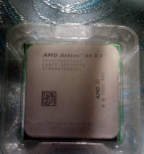 Процессор AMD ATHLON 64 x2 сокет am2