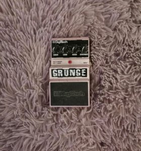 Digitech Grunge distortion