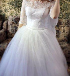 Свадебное платье, для самой красивой