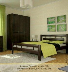 Фабричные кровати двухспальные 140 и 160.