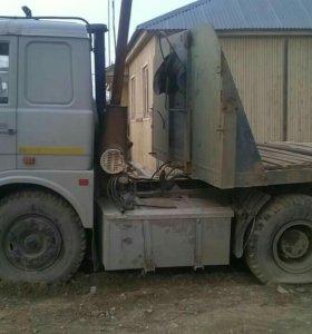 Маз 64229 седельный тягач с п /п (12м)