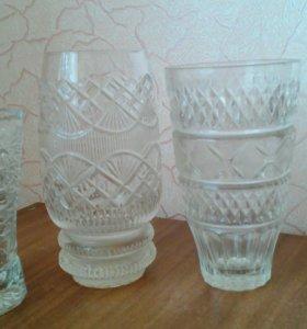 Хрусталь (вазы  )