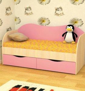 Кровать 1.7 кроха