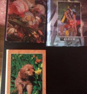 Фото альбомы