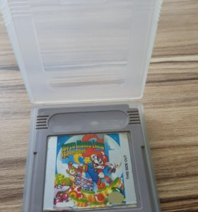GameBoy Game Boy Color, Advance. Super Mario Land