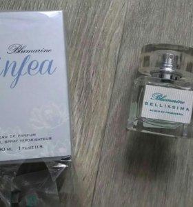 Много парфюма, оригиналы