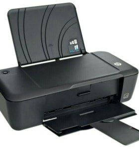 Принтер Deskjet 100 printer j110 series