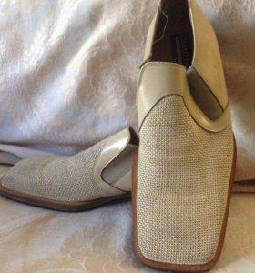 туфли на лето carlo pazolini