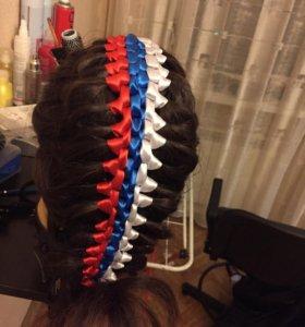 Косы. Причёски с косами. Афрокосички.