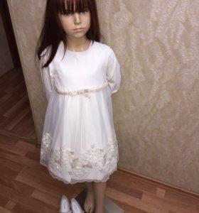 Новое платье Aletta 6-7 лет