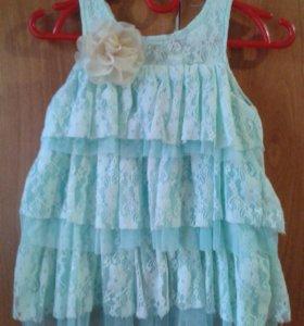 Нарядное платье 1-3