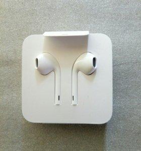 Наушники iPhone 7± оригинал