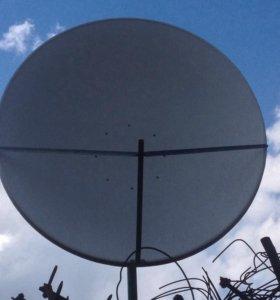 Sat - антенны и мотоподвес