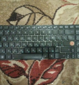 Клавиатура новая на ноутбук