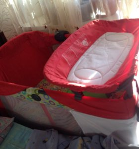 Кроватка манеж Graco