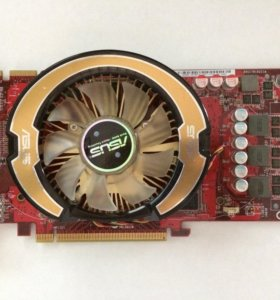 Видеокарта ASUS Radeon HD 4850