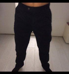 Классические чёрные брюки Emporio Armani