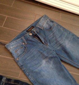Новые фирменные мужские джинсы