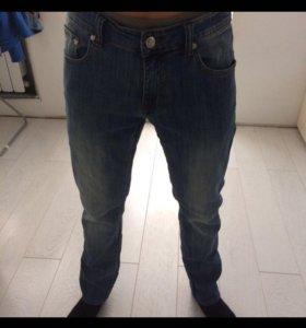 Синие джинсы Dolce Gabbana