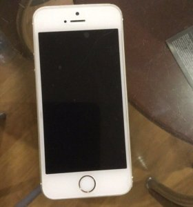 iPhone 5 s 16 gb gold