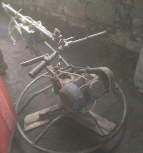 Продаётся шлифованная машинка для бетона