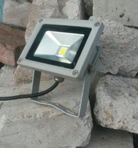 Прожектор на запчасти