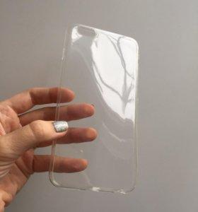 Силиконовый чехол на IPhone 6 Plus