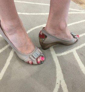 Туфли-кожа!!!!