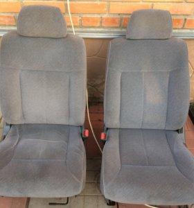 Сиденья Honda Odyssey ra3