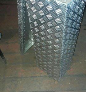 Ящик алюминевый