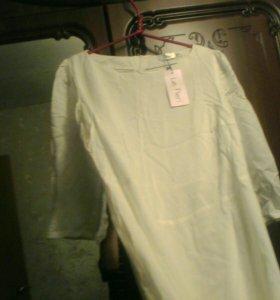 Платье белое размер 46 российский