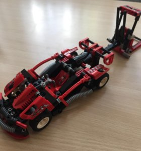 LEGO Technic 8242 Slammer Turbo конструктор ЛЕГО