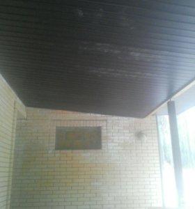 Строим дома, бани под ключ. Фасад крыши ремонт