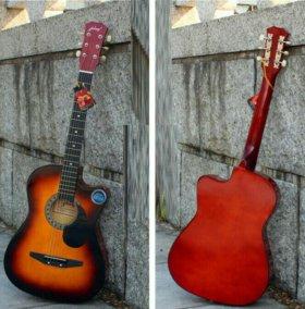 Гитара + Чехол+ Тюнер