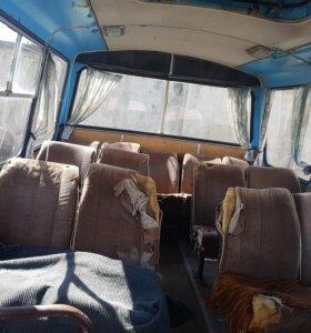 Газз 3307 автобус