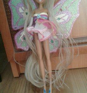 Кукла WINX Флора