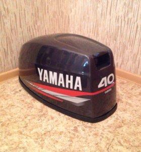 Колпак капот лодочного мотора Yamaha 40 2 т