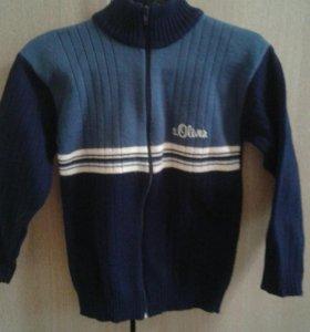 Кофта и свитер на мальчика