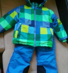 Детский зимний костюм 110-116