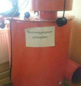 Пылеулавливающий агрегат ПУАВ-1000, Экоюрус-Венто
