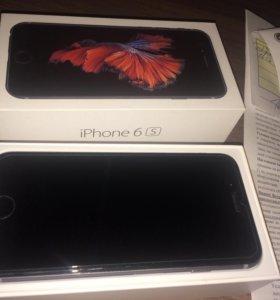 Айфон 6s 16 г новый