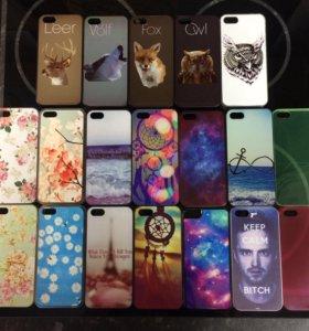 Панельки на iPhone 5, 5s
