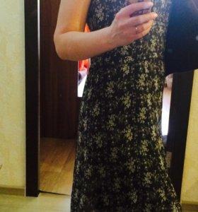 Платье- сарафан 44-46 + пиджак