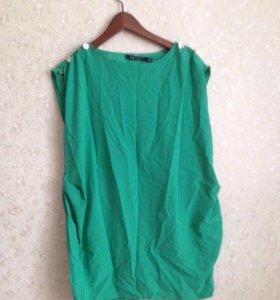 Новое платье туника