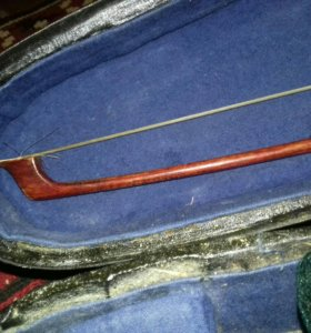 !Срочно! Продам скрипку со смычком и мостиком