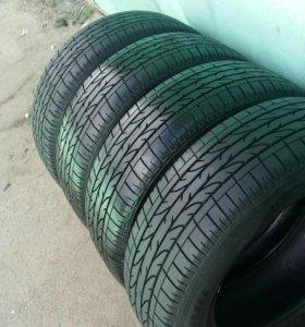 235 65 18 Bridgestone летние шины на ниссан мурано