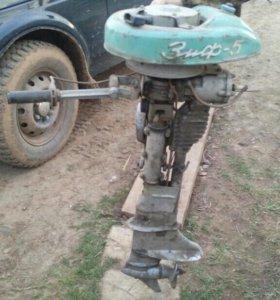 Лодочный мотор Зиф-5